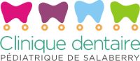 Logo Clinique dentaire pédiatrique de Salaberry