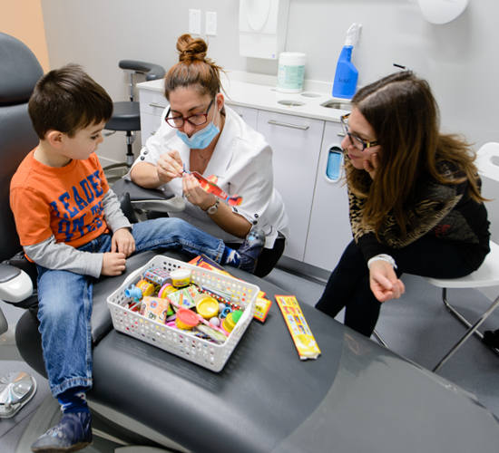 Préparer son enfant à sa visite chez le dentiste