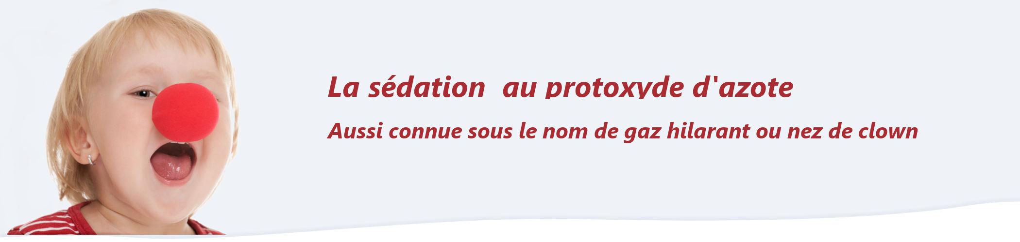 Sédation au protoxyde d'azote